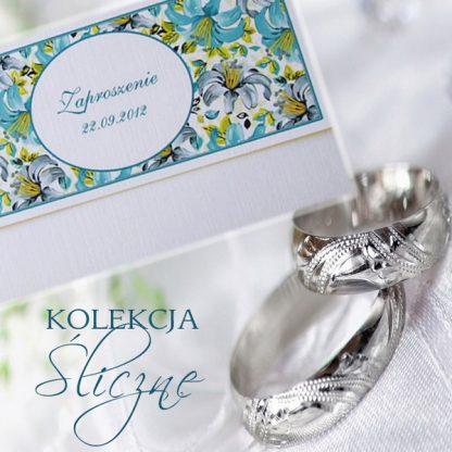Śliczne - zaproszenia ślubne